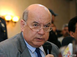 OAS Secretary General Jose Insulza doubts Honduras' new leaders will restore ousted President Jose Zelaya.