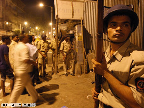 The coordinated attacks on hotels, hospitals and railway stations in Mumbai killed more than 160 people.