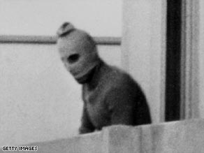 One of eight Palestinian terrorists behind the Munich Olympic killings of Israeli athletes.