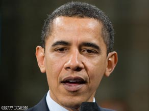U.S. President Barack Obama is facing a stern diplomacy test over North Korea's actions.