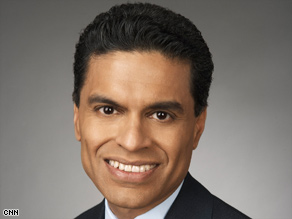 Zakaria says he has some doubts about the focus of Pakistan's armed forces.