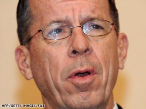 Adm. Mike Mullen told U.S. lawmakers last week that Pakistan was expanding its nuclear capabilities.