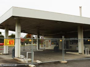 The gas station owned by one of the duo has been closed since May 7.