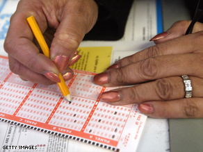 Have you ever won big after mislaying a lottery ticket? Tell us -- click on Sound Off below.
