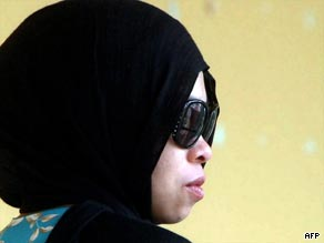 Kartika Sari Dewi Shukarno was inexplicably spared her sentence for drinking beer in public.