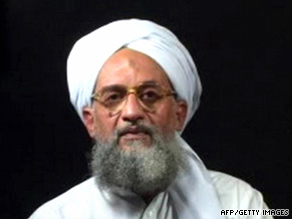 Al-Qaeda's second-in-command, Ayman al-Zawahiri appears in a video released on September 2, 2006.