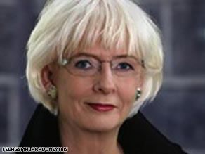Johnanna Sigurdardottir is a former flight attendant and union leader.