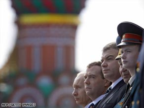 A resurgent Russia has been flexing its military, political and economic muscles.