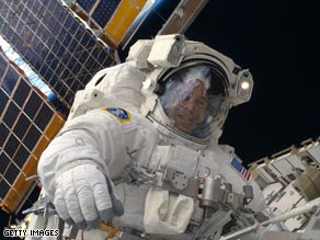 Europe's six new astronauts hope to join their American counterparts on the Internation Space Station.