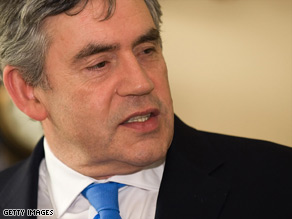 UK Prime Minister Gordon Brown has been rocked by numerous resignations recently.