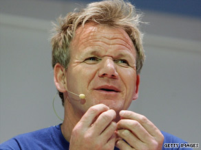 Gordon Ramsay has become as successful on television as he has been off-screen.