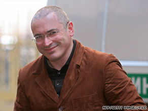 Mikhail Khodorkovsky, once Russia's richest man, is imprisoned in a work camp 4,000 miles from Moscow.