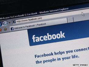 The UK's Foreiogn Office says foreign service staff should exercise caution on social-networking Web sites.