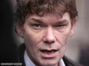 Briton Gary McKinnon is accused of carrying out the biggest ever U.S. military hacking operation.