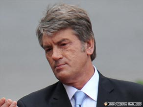 Ukraine President Viktor Yushchenko has labeled Georhiy Gongadze's killing the country's most important case.