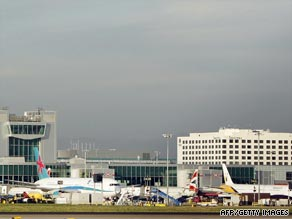 Gatwick Airport was briefly closed while a Flybe flight was involved in an emergency landing.