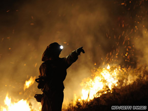 Spain is plagued by forest fires every summer, when dry weather sets in along with high temperatures.