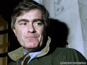 Conservative MP Patrick Mercer, seen here in 2007, says he based his allegations on discussions with sources.