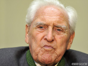 Josef Scheungraber was found guilty of giving the order to kill 10 Italians in 1944.