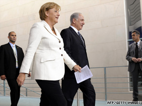 German Chancellor Angela Merkel warned Iran last week it had limited time to respond to nuclear concerns.