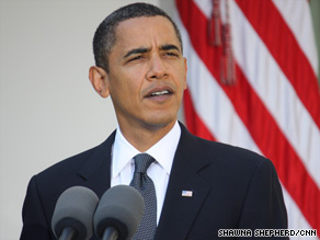 President Obama, speaking Friday, said the award was 'an affirmation of American leadership.'