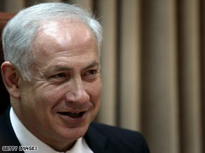 Benjamin Netanyahu's Likud is running second in the popular vote but could form the next ruling coalition.