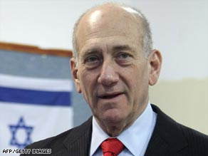 Israeli Prime Minister Ehud Olmert is staying mum about a possible cease-fire deal with Hamas.