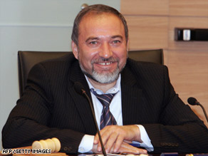 Avigdor Lieberman is loathed by ultra-orthodox parties because of his support for a Palestinian state.