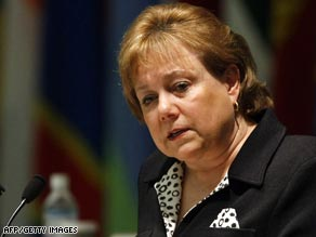 UNICEF's Ann Veneman said consent cannot be free if either party is too young to make an informed decision.