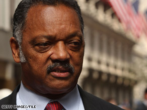 The Rev. Jesse Jackson says he would be willing to travel to Iran to appeal for Roxana Saberi's freedom.