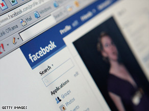 Israel says its citizens have been targeted by terrorist groups seeking to recruit spies on Facebook.