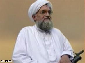 Ayman al-Zawahiri says President Obama has already made himself an enemy of Muslims.