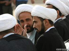 Iraqi clerics say homosexuality must be eradicated but warn against anti-gay violence.