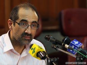 Iranian-American Kian Tajbakhsh is among those on trial.