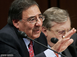 Former White House Chief of Staff Leon Panetta will be chosen to head the CIA, sources say.