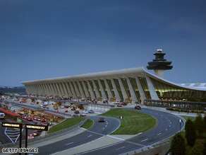 Dulles airport is planning for a surge in private plane traffic.