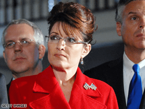 Palin has reportedly hired a powerful DC attorney