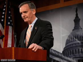 Obama's second pick for Commerce Secretary, Sen. Judd Gregg, withdrew his nomination Friday.