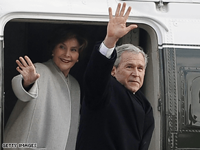 Historians have ranked Bush the seventh worst president.