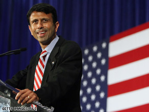 Louisiana Gov. Bobby Jindal will give the GOP's response to Pres. Obama's speech Tuesday night.