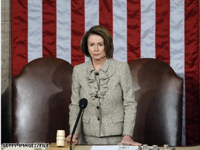 Speaker Pelosi said Thursday that earmarks are an appropriate function of the Congress.