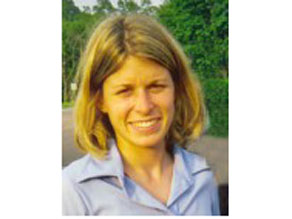 This photograph of Molly Dattilo is posted on the NamUS database. She was last seen on July 6, 2004 near Lakeview Lane in Indianapolis.