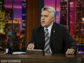 President Obama is taking the case for his financial rescue plans to the late night audience.