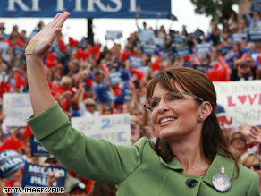 Palin said there was 'unprecedented' media slant during the campaign.