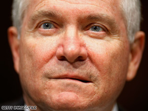 U.S. Defense Secretary Robert Gates has repeatedly said there will be many tough decisions to be made in this budget on weapons programs.