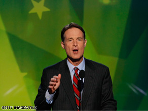 Sen. Bayh is one of the leaders of a new working group of moderate Democrats in the Senate.