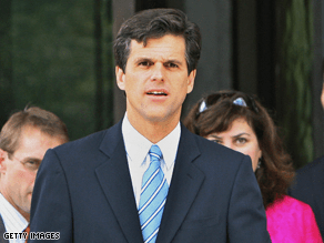 Timothy Shriver is chairman of the Special Olympics.