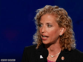 Rep. Debbie Wasserman Schultz announced over the weekend that she successfully beat breast cancer.