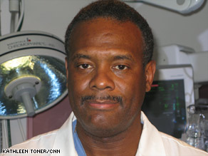 Dr. Carnell Cooper's Violence Intervention Program provides training and support to trauma victims.