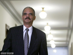 Attorney General Eric Holder Wednesday announced a new head of the Office of Professional Responsibility.